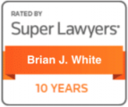 Super lawyers 10 years rated